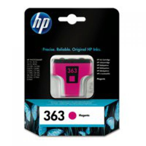 HP C8772E 363 Magenta Ink 4ml