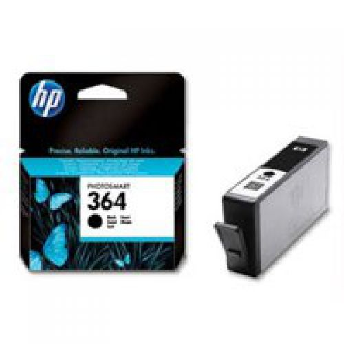 HP CB316E 364 Black Ink 6ml
