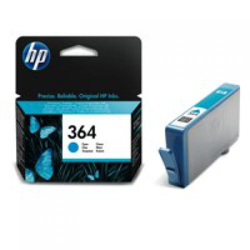 HP CB318E 364 Cyan Ink 3ml