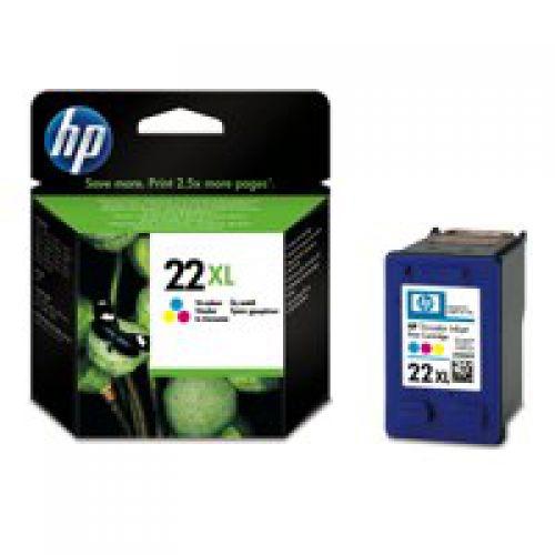HP C9352CE 22XL Tricolour Ink 11ml
