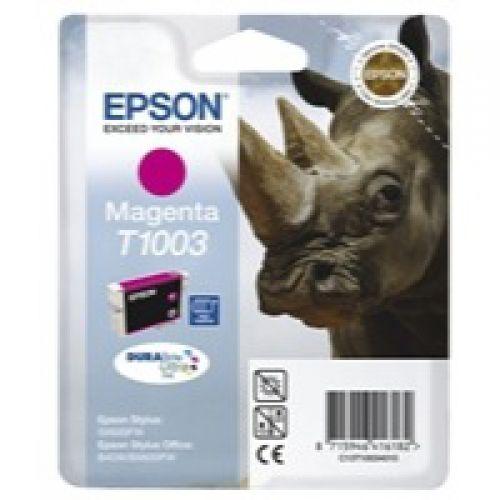 Epson C13T10034010 T1003 Magenta Ink 11ml