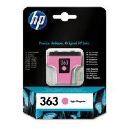 HP C8775E 363 Light Magenta Ink 4ml