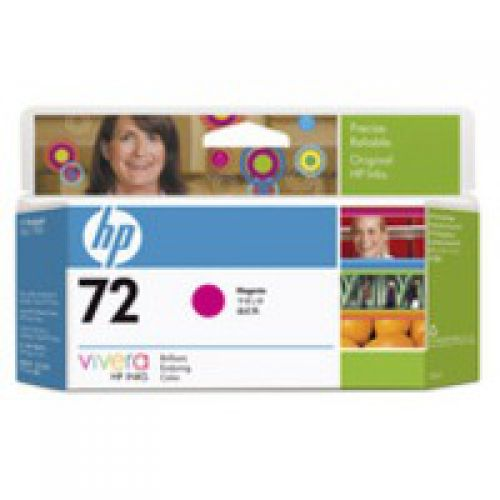 HP C9372A 72 Magenta Ink 130ml