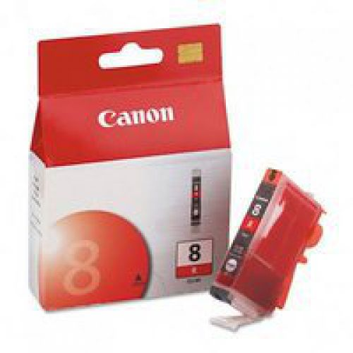 Canon 0626B001 CLI8 Red Ink 13ml