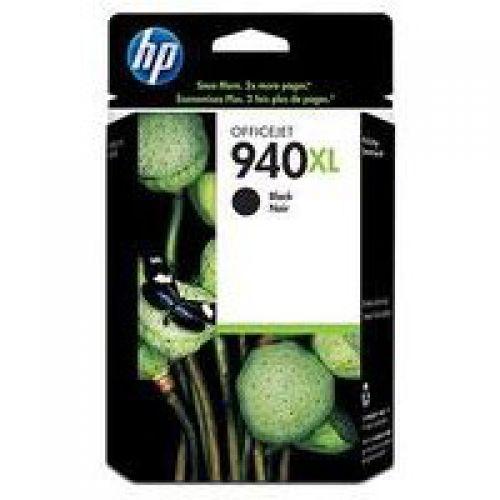 HP C4906A 940XL Black Ink 60ml