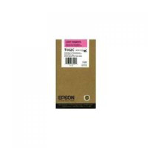 Epson C13T602C00 T602C00 Light Magenta Ink 110ml