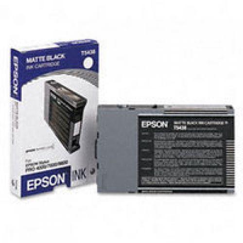 Epson Matte Black Ink Stylus Pro 4000 110ml