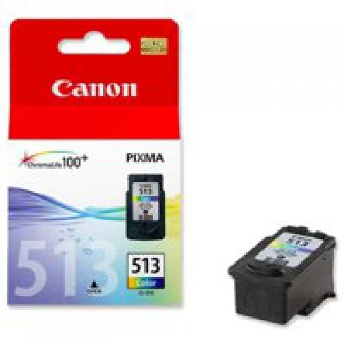 Canon 2971B001 CL513 Colour Printhead 13ml