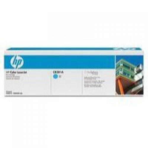 HP CB381A 824A Cyan Toner 21K 21K