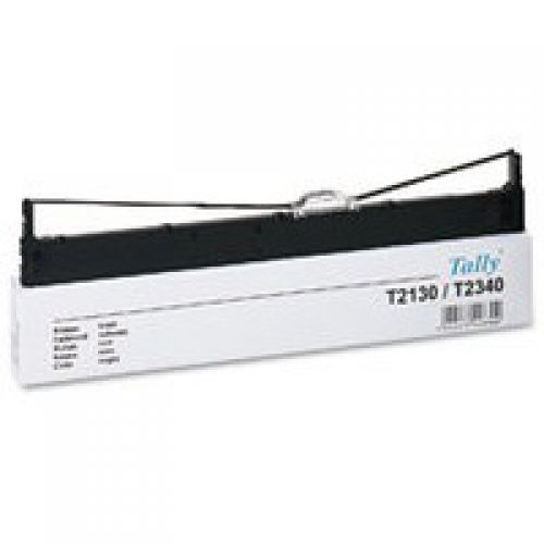 Tally T2130 Black Fabric Printer Ribbon Code 044830