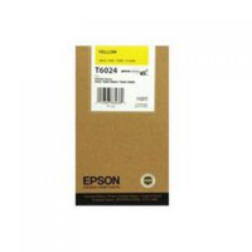 Epson Stylus Pro 7800/9800 Yellow 110ml