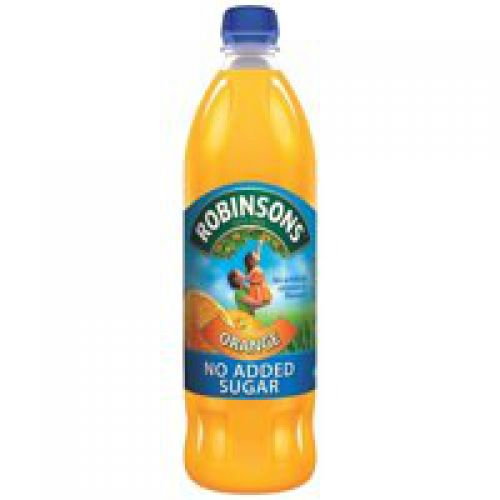 Robinsons NAS Orange 1 Litre (Pack 12)