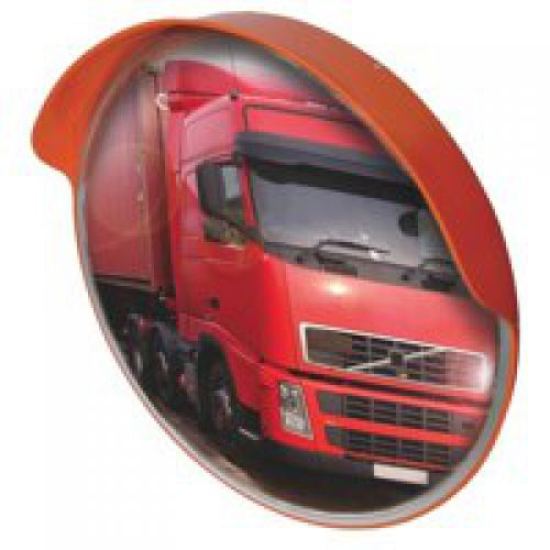 Helix 45cm Round External Mirror (Single)