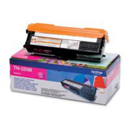 Brother TN320M Magenta Toner 1.5K