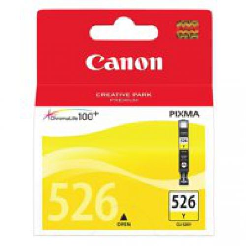 Canon 4543B001 CLI526 Yellow Ink 9ml