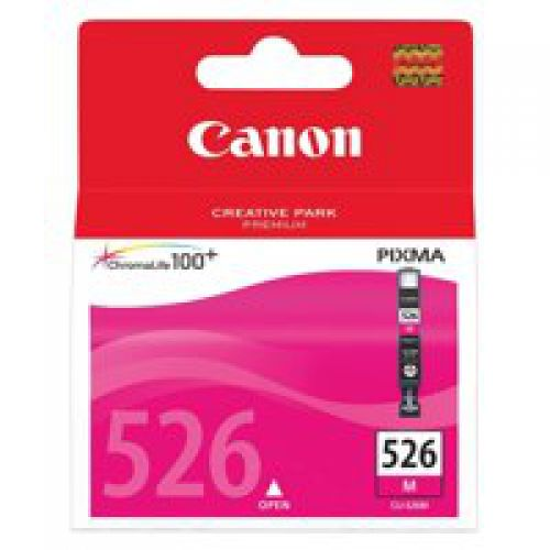 Canon 4542B001 CLI526 Magenta Ink 9ml