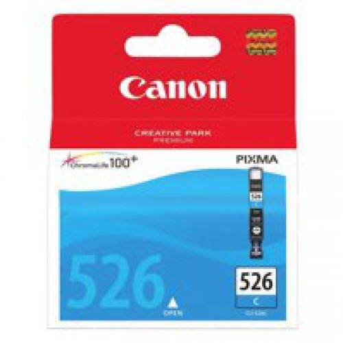 Canon 4541B001 CLI526 Cyan Ink 9ml