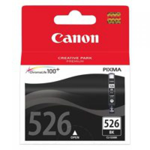 Canon 4540B001 CLI526 Black Ink 9ml