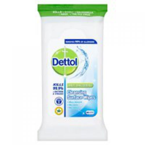 Dettol Surface Wipes (Pack 36 Wipes)