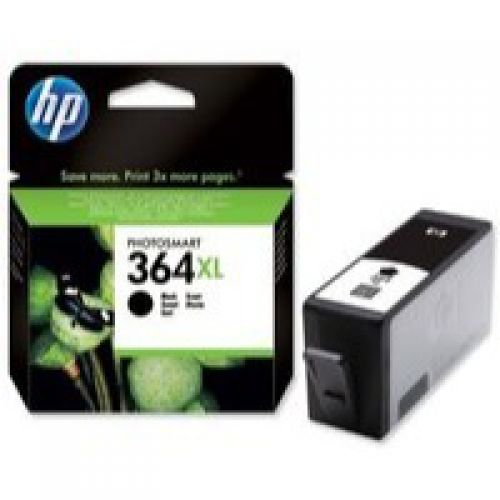 HP CN684EE 364XL Black Ink 18ml