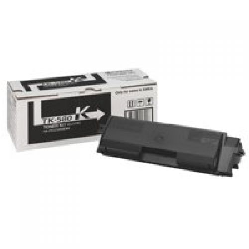Kyocera 1T02KT0NL0 TK580K Black Toner 3.5K