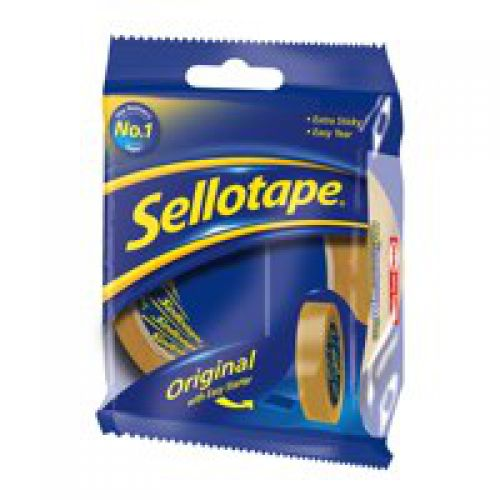 Sellotape Golden Tape 24mmx66m