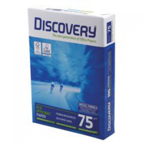 Discovery Paper 75gsm A4 RM500
