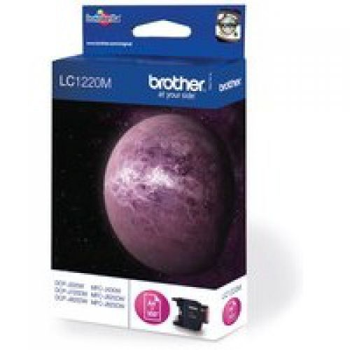 Brother LC1220M Magenta Ink 5.5ml