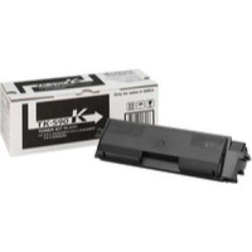 Kyocera 1T02KV0NL0 TK590K Black Toner 7K