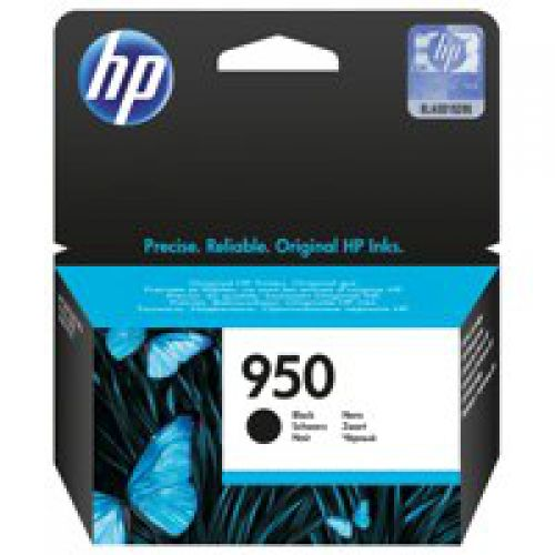 HP CN049A 950 Black Ink 24ml
