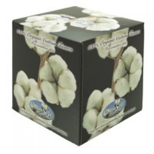 Image for Cottonsoft Facial Tissue Cube