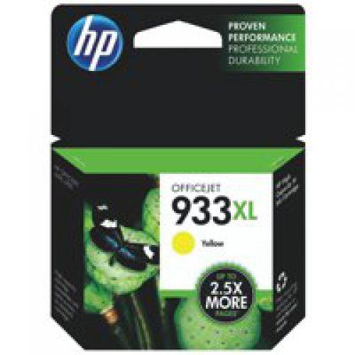 HP CN056AE 933XL Yellow Ink 9ml