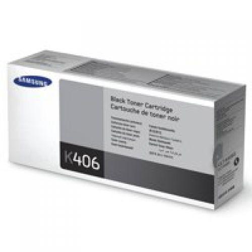 Samsung CLT K406S Black Toner 1.5K