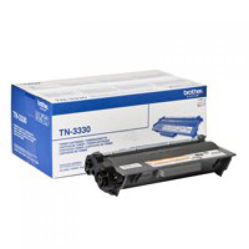 Brother TN3330 Black Toner 3K