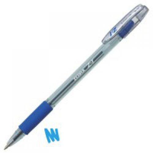 Zebra Z1 Smooth Ballpoint Pen Medium 0.7mm Blue PK12