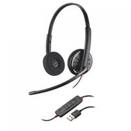 Plantronics Blackwire C320 M Bin Headset