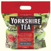 Yorkshire Tea Tea Bags (Pack 480)