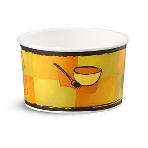 FOOD CONTAINER 70316 PAPER 16 OZ STREETSIDE 500/CASE