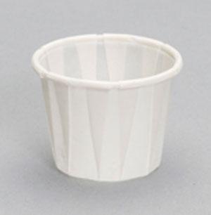 PORTION CUP F100 - 1 OZ PAPER 250/PKG 5M/CS~; ~