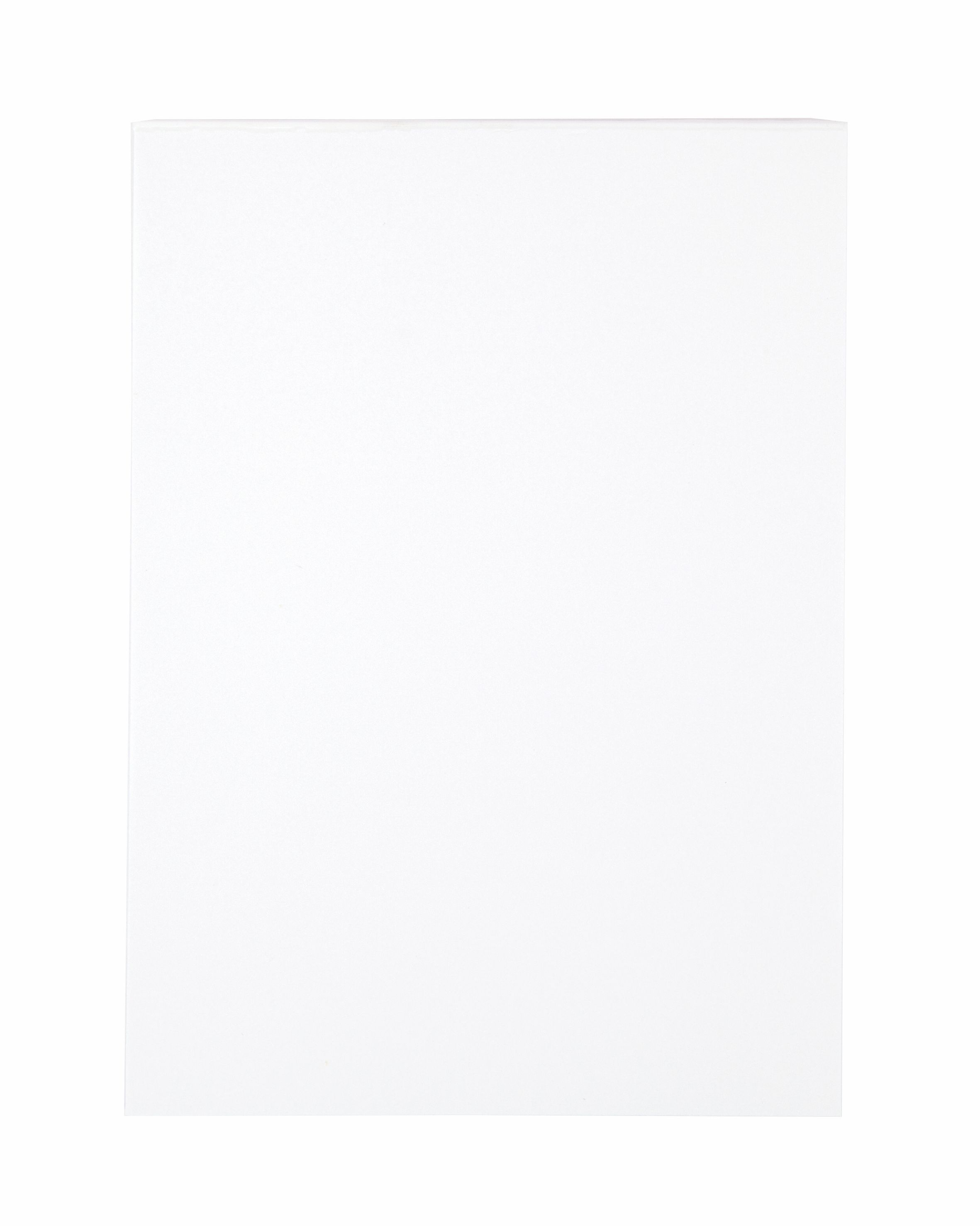Cambridge Memo Pad Plain 80 Sheets 70gsm 148x105mm A6 Ref 100080233 [Pack 10]