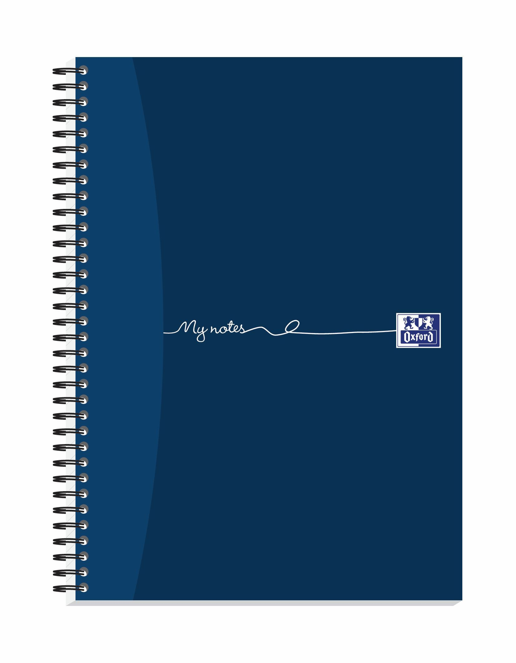 Cambridge Ruled Jotter Notebook A4 Pk3