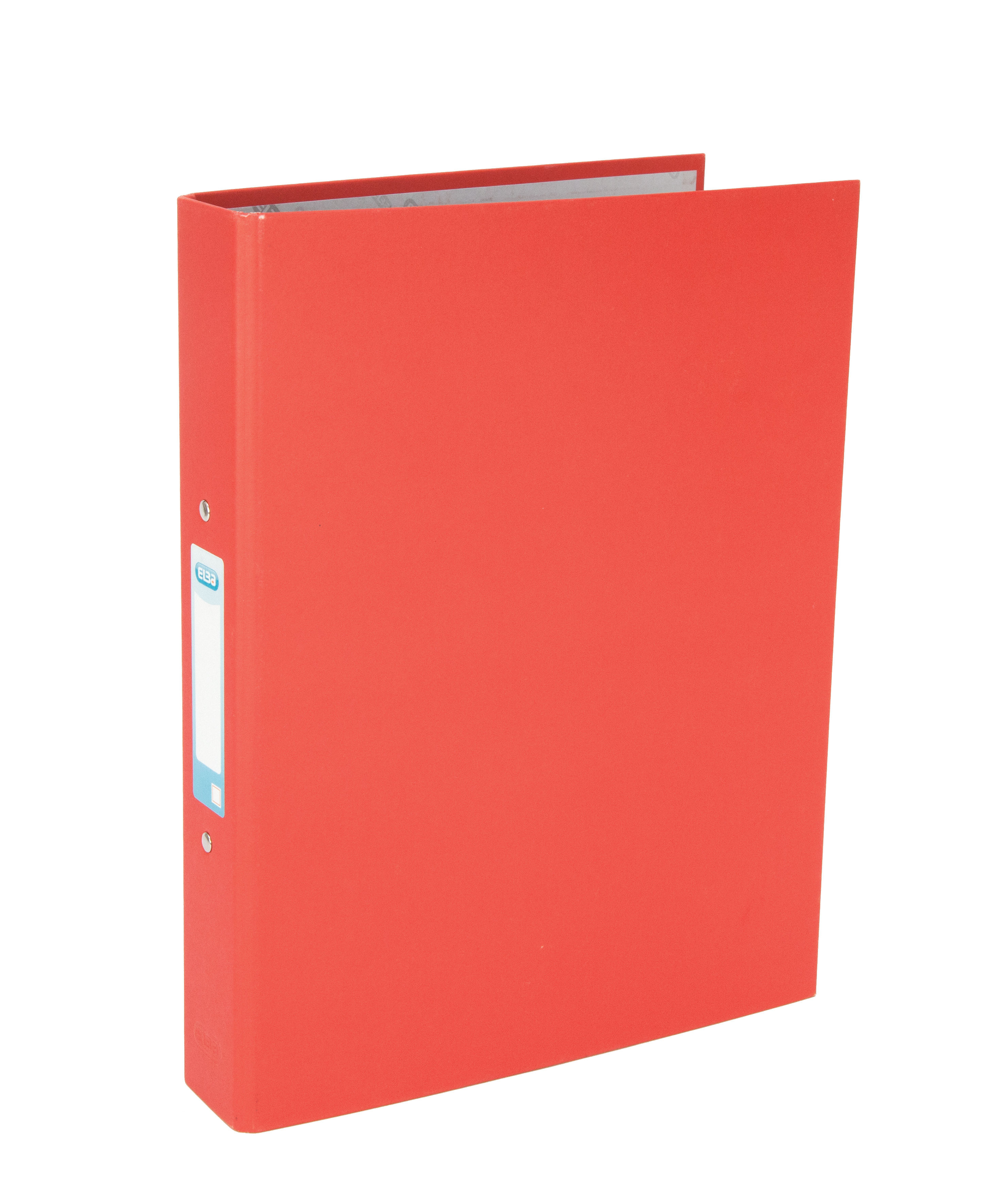 Elba Red A4 Ring Binder Paper/Board Pk10