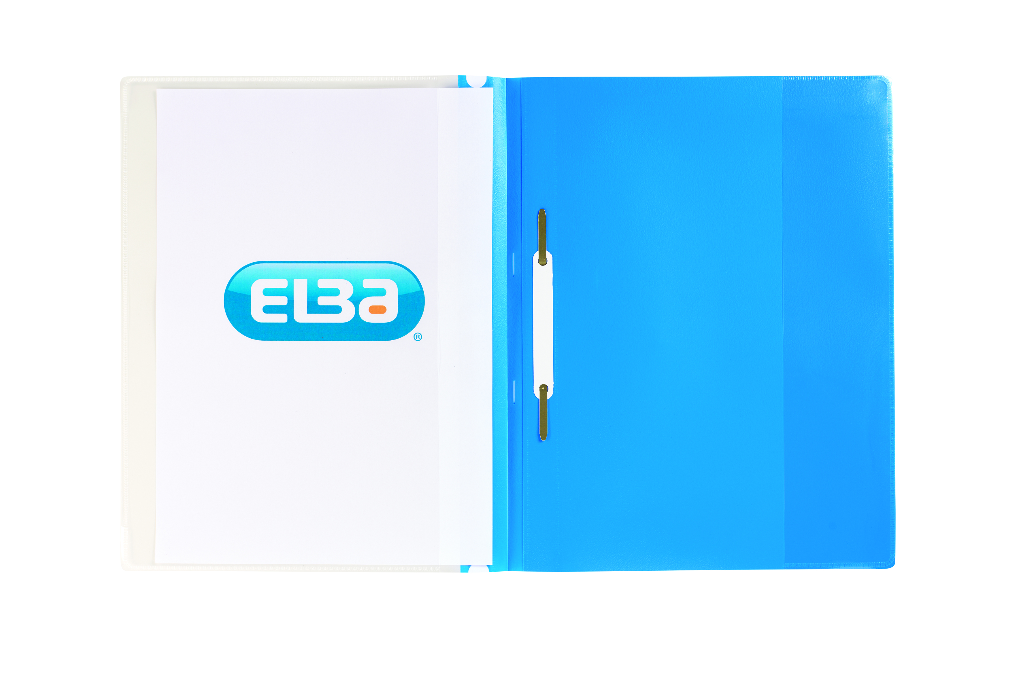 Elba  A4Plus Pocket Quote Folder Blue