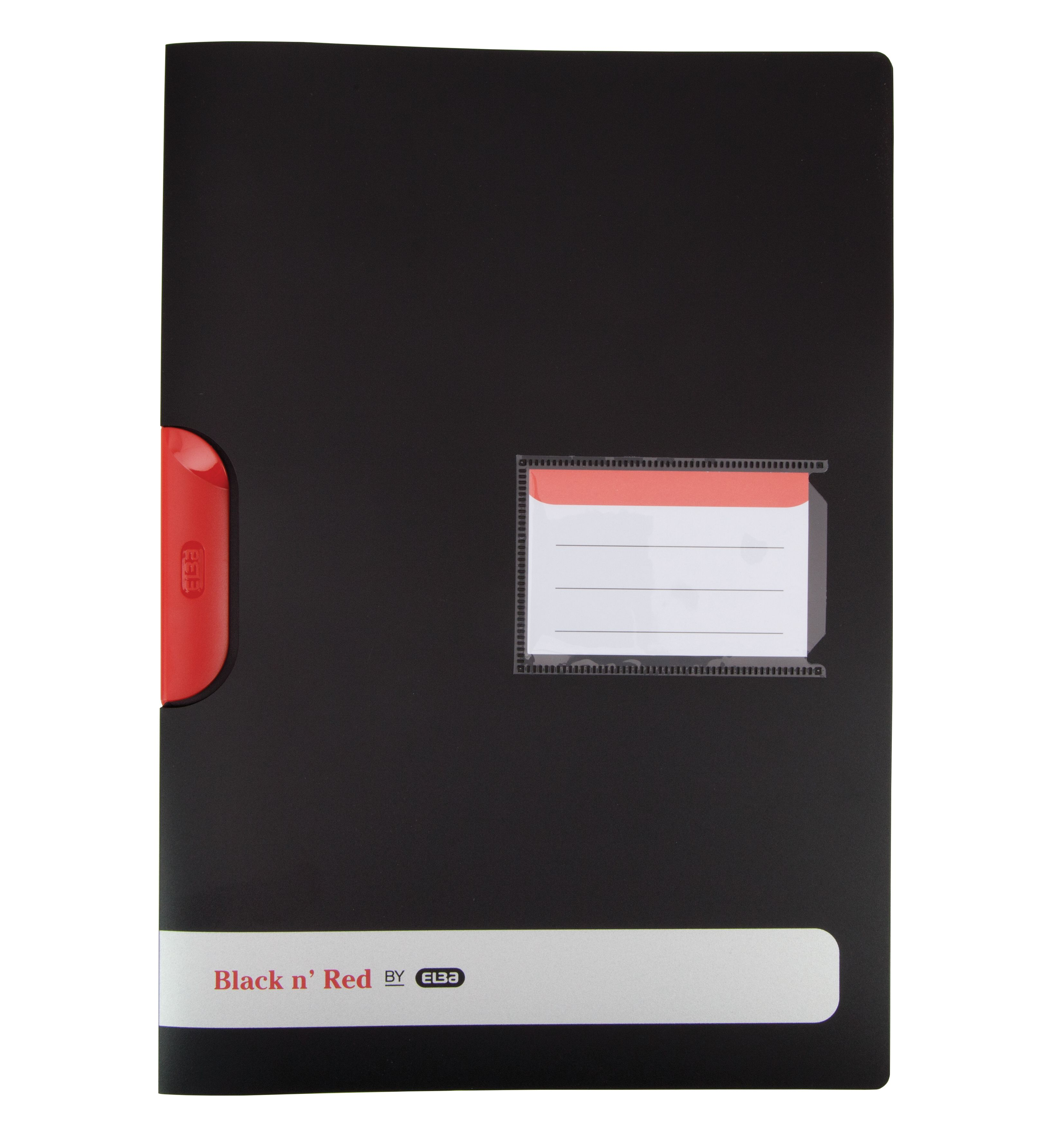Black N Red Swing Clip Files