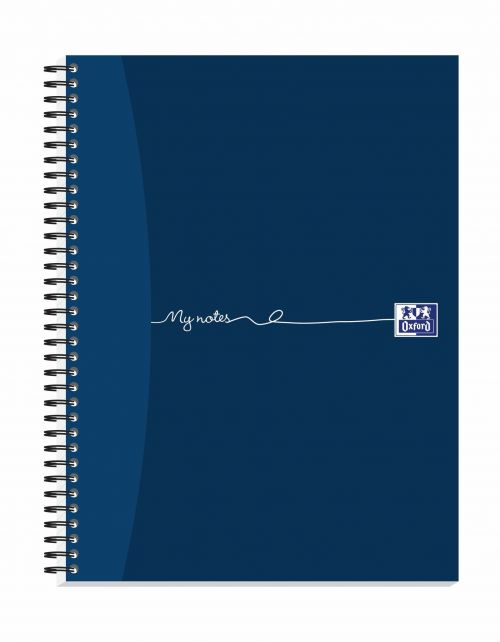 Oxford My Notes Wirebound Perf Notebook A4 320 pages PK3