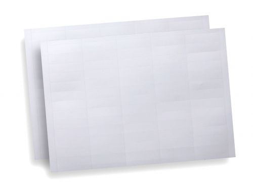 Elba Verticfile Card Inserts for Suspension File Tabs White Ref 100330219 [Labels 50]