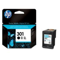 HP 301 Black Standard Capacity Ink Cartridge 3ml - CH561EE