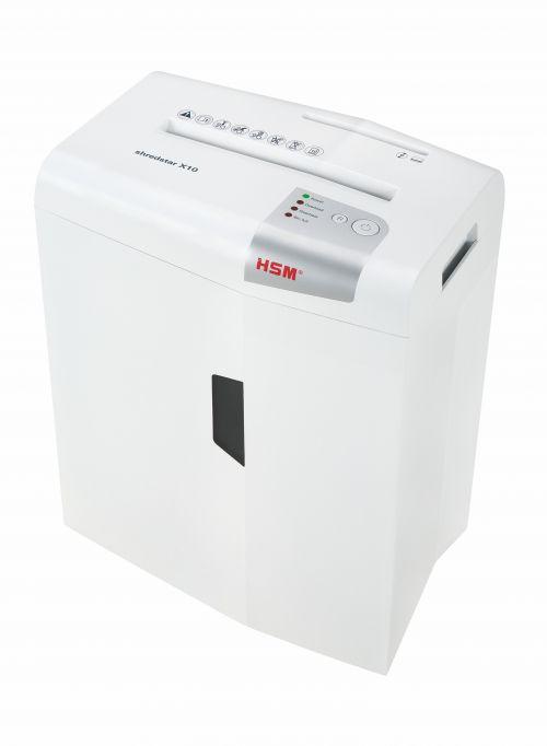 HSM shredstar X10 4.5x30mm Document Shredder