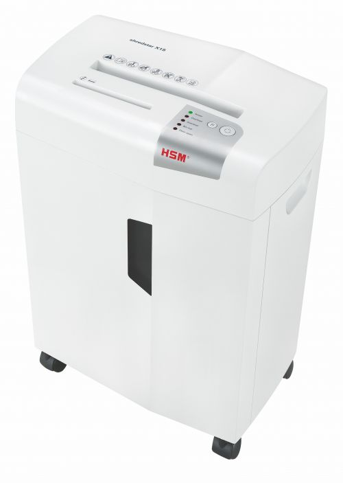 HSM shredstar X15 4x37 mm Document Shredder