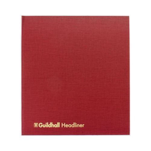 Guildhall Headliner Book 48 Series 21 Petty Cash Column 80 Pages